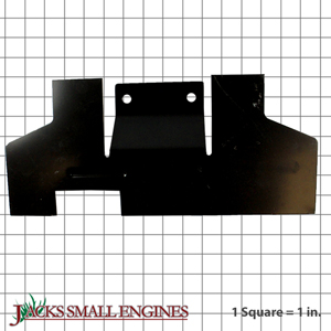 532434017 Muffler Heat Shield