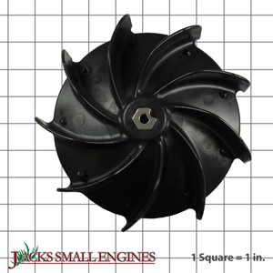 545113601 Impeller Assembly    (Use 580780901)