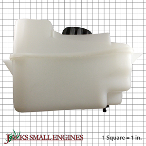 581289901 1.5 Gallon Fuel Tank Assembly
