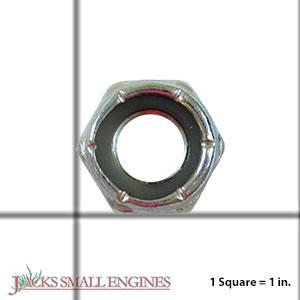 873800500 LOCKNUT HEX W/INS 5/1