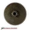 Sprocket and Gear Assembly
