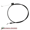 Engine Zone Control Cable