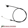 Engine Zone Control Cable 583067401