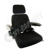 Black Fabric Seat, w/o Suspension S830800