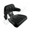 Black Vinyl Seat, w/ Slide Track S830804