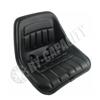 Black Vinyl Bucket Seat S830856