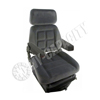 Gray Fabric Seat, w/ Air Suspension S830863