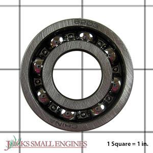 50315 17X40X12 Ball Bearing