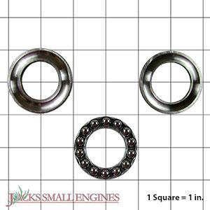 50551 Thrush Ball Bearing