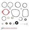 Hydro Pump Seal Kit   70525