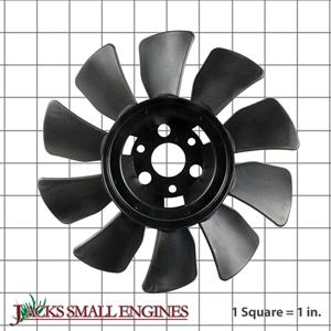 Small Square Fan