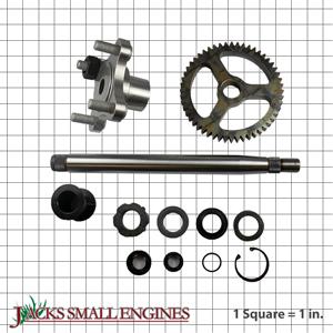 72186 Axle Conversion Kit