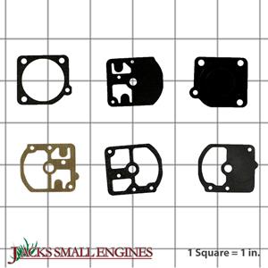 JSE2672094 Gasket and Diaphragm Set