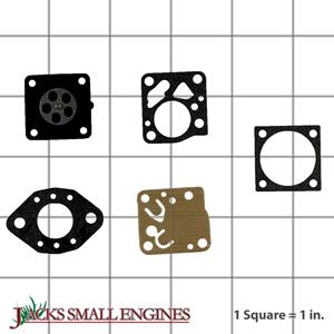 JSE2672115 Gasket and Diaphragm Set