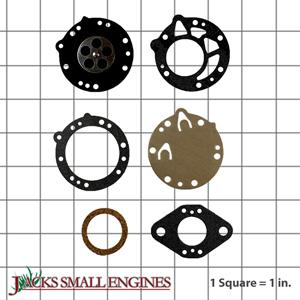 JSE2672118 Gasket and Diaphragm Set