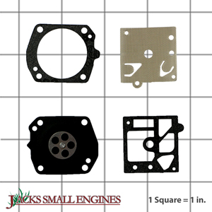 JSE2672127 Diaphragm and Gasket Set