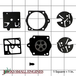 JSE2672130 Gasket and Diaphragm Set