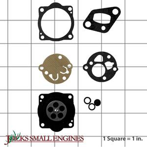 JSE2672137 Gasket and Diaphragm Set