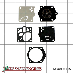 JSE2672146 Diapragm and Gasket Kit