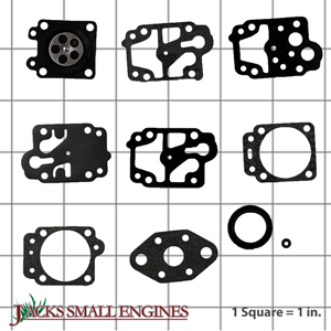 JSE2672160 Gasket and Diaphragm Set