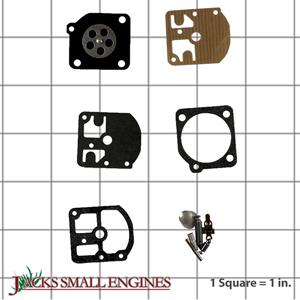 JSE2672171 Carburetor Overhaul Kit