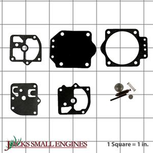 JSE2672176 Carburetor Overhaul Kit