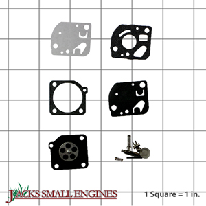 JSE2672187 Carburetor Overhaul Kit