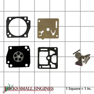 JSE2672190 Carburetor Overhaul Kit
