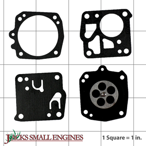 40108HS Diaphragm and Gasket Set