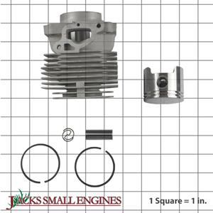 JSE2672749 Cylinder Assembly