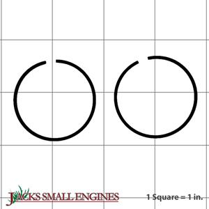 JSE2672810 Piston Rings