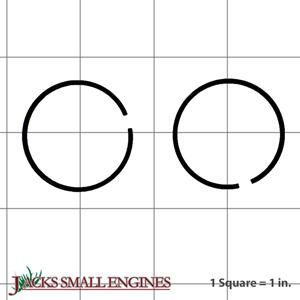 JSE2672821 Piston Rings