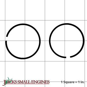 JSE2672825 Piston Rings