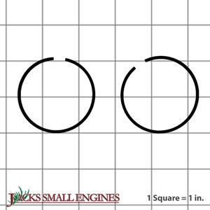 JSE2672832 Piston Rings