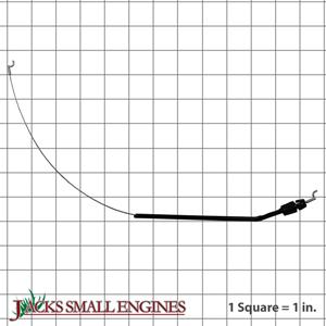 JSE2673086 Throttle Cable