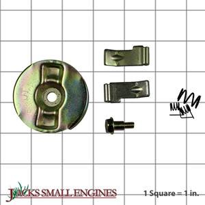 JSE2673400 Starter Pawl Kit