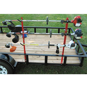 Trimmer Rack For 3 Trimmers 3TR