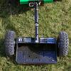2-Wheel Mower Sulky - Black JWBlack
