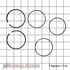 130087001 Piston Rings