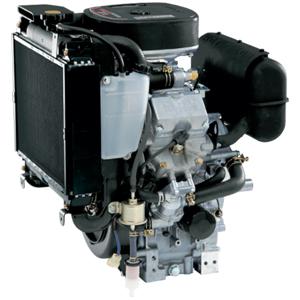 FD750DES0601 FD750D 25 HP Horizontal Engine