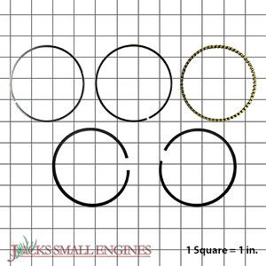 1210801S Piston Rings