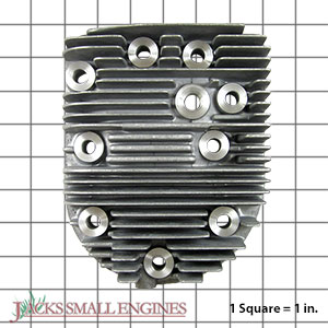 237670S Cylinder Head