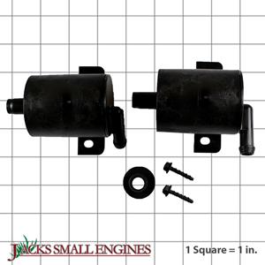 ExMark Kohler 21HP Engine Breather Seperator  24 755 241-S