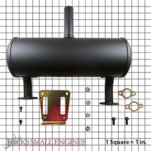 2478604S Muffler Kit