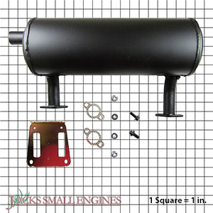 2478606S Muffler Kit