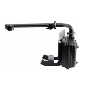 2478608S Starter Side Muffler Kit