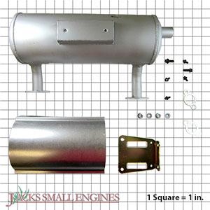 2478612S Muffler Kit