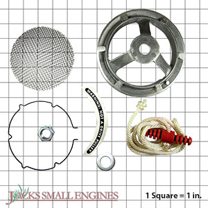 4175519S Pulley Kit