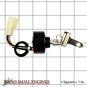 New Kohler OEM 600 Series Key Switch 6309914 6309914-S