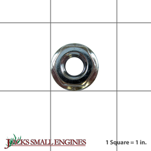 M841080S Flanged Nut